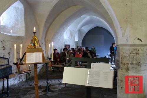 Kouzlo lidové hudby gotiky, renesance a baroka