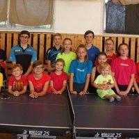 Stolní tenisté zahájili sezonu