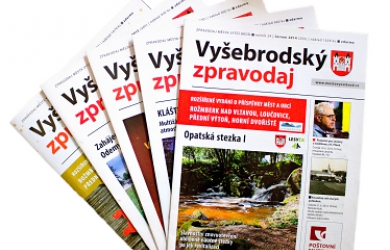 Vyšebrodský zpravodaj 04/2020
