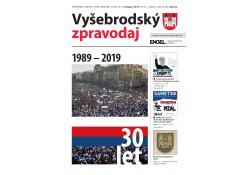 Ilustračni fotografie k časopisu Zpravodaj 11/2019